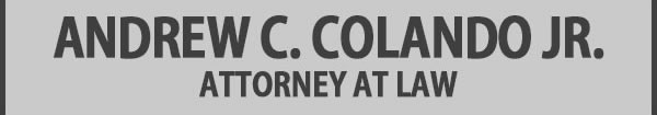 Andrew C. Colando Jr., Attorney At Law